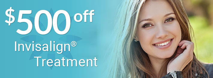 Invisalign Treatment Coupon